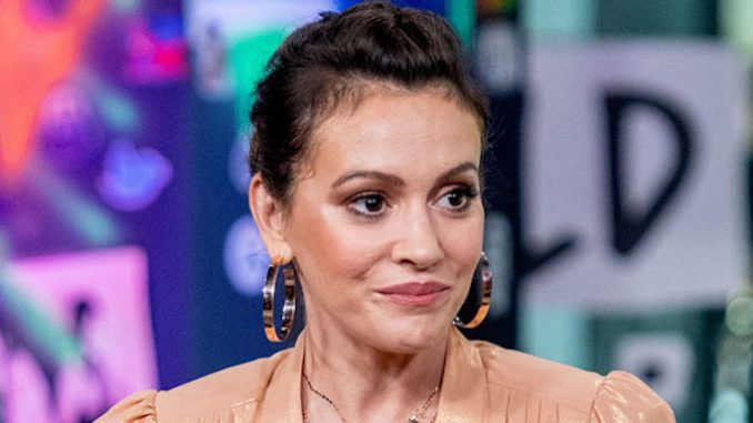 Alyssa Milano says Joe Biden deserves due process with regards to sexual assault allegations