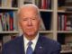 Joe Biden boasts that coronavirus is helping his numbers