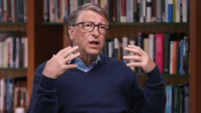 Bill Gates warns that until more people are vaccinated, social gatherings may not come back at all