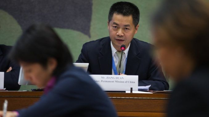 The United Nations has awarded China a place on the UN Human Rights Council despite the communist nation recently covering up the true extent of the coronavirus epidemic in Wuhan, punishing whistleblowers with draconian penalties, and costing the world precious time in preparing for the pandemic.