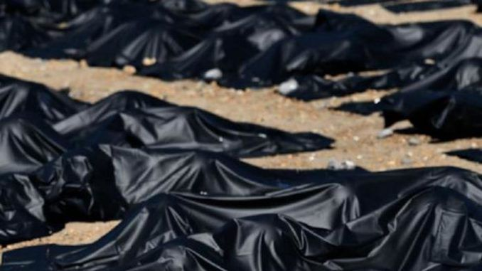 FEMA orders 100,000 more body bags amid coronavirus outbreak