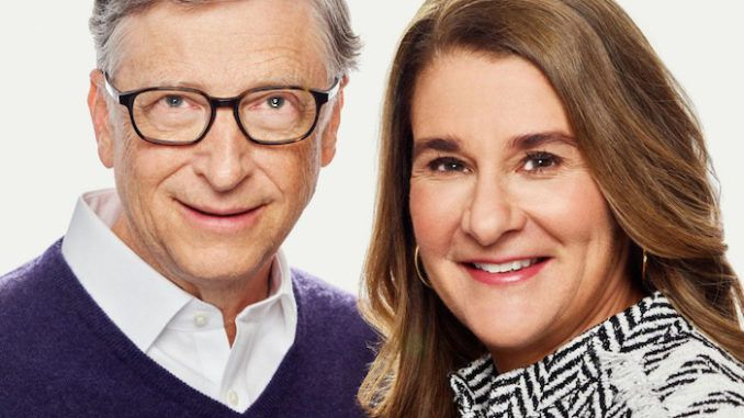 "A petition to investigate Bill and Melinda Gates for ""crimes against humanity"" and ""medical malpractice"" has amassed a staggering 410,000 signatures."