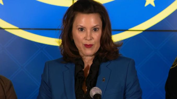 Michigan Governor Gretchen Whitmer announces ban on retailers selling vegetable seeds