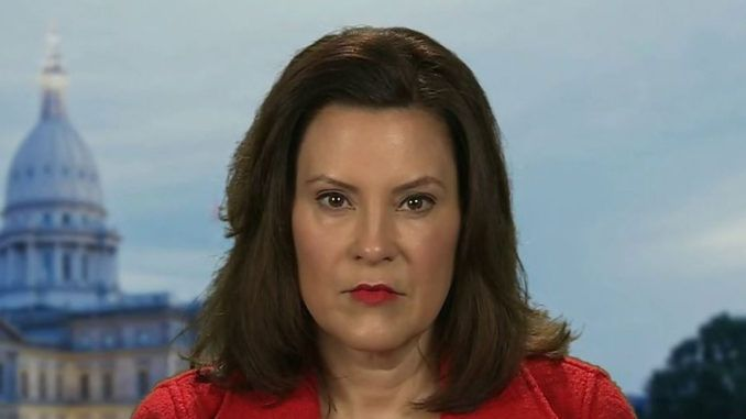Michigan residents sue Gov. Gretchen Whitmer over her fascist executive orders