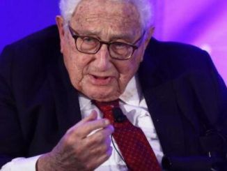 "The United States must join a ""global program"" that will usher in a new ""liberal world order"" after the coronavirus lockdown ends, according to Henry Kissinger, who warns the world could be ""set on fire"" if this does not happen."