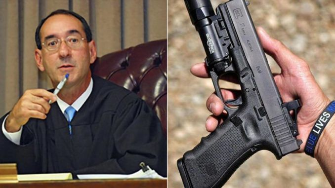 """A federal judge on Thursday blocked a California law mandating complicated background checks for people buying ammunition, issuing a sharply worded rebuke of """"onerous and convoluted"""" anti-gun regulations that violate the constitutional right to bear arms."""