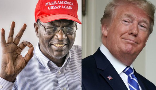 Malik Obama just proved yet again that he is the coolest Obama brother when he endorsed President Donald Trump for reelection in November on the same day Barack endorsed his former VP Joe Biden.
