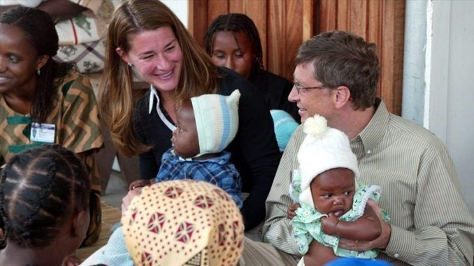 "Melinda Gates of the Bill and Melinda Gates Foundation appeared on CNN and declared that COVID-19 is going to ""be horrible in the developing world,"" and we are going to see ""bodies in the streets of Africa."""
