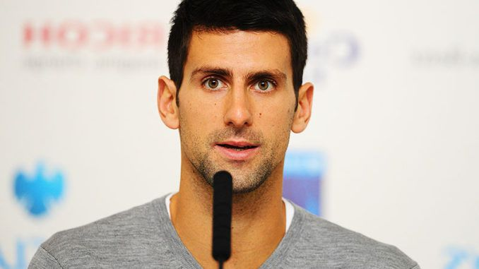 "Tennis world number 1 Novak Djokovic says he is opposed to vaccination and ""wouldn't want to be forced by someone to take a vaccine"" in order to be able to travel and resume his tennis career."