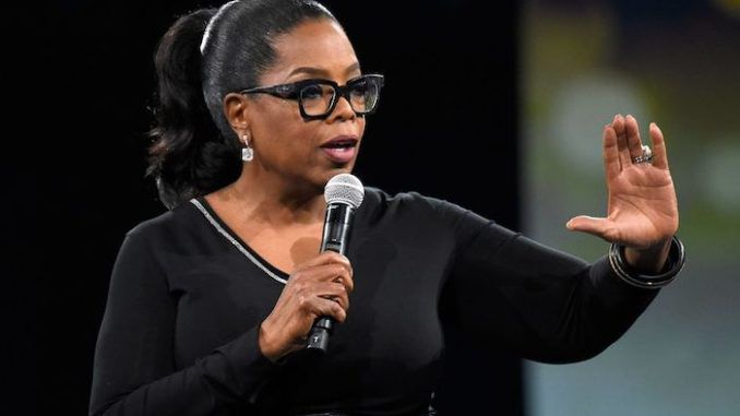 Oprah Winfrey says the coronavirus is disproportionally taking out black Americans