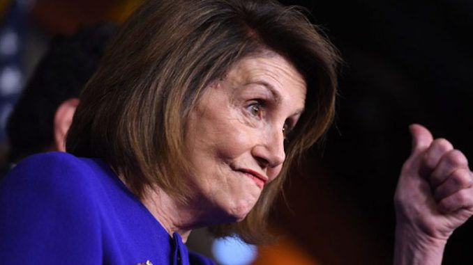 Americans don't want to be sitting at home, totally dependent on government. They want to get back to work, and that's why Pelosi got utterly torched by patriots on social media.