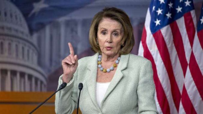 Nancy Pelosi claims Trump's defunding of WHO is 'illegal' and vows to challenge POTUS on the decision