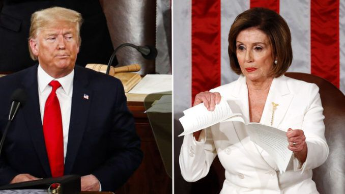 Democrats and their mainstream media allies are attempting to convince America that the Trump administration was unprepared for the coronavirus outbreak. But it looks like Pelosi and the Democrats were the ones who were blindsided by the COVID-19 pandemic.
