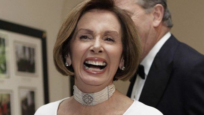 House Speaker Nancy Pelosi has moved to give top-earning Americans tax relief in the next coronavirus stimulus package.