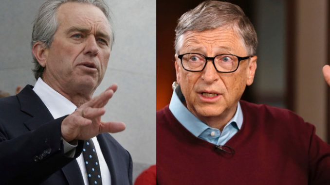 "Robert F. Kennedy Jr. has a message for Microsoft founder Bill Gates and his plans to ""save the world."" According to Kennedy Jr., Gates couldn't even save his Windows operating systems from viruses, so he should ""sit down"" when it comes to the coronavirus."