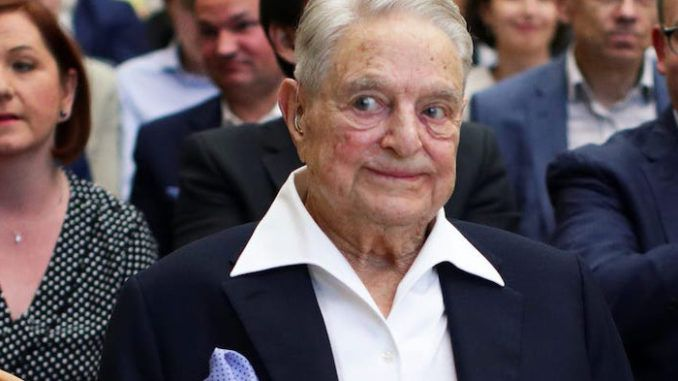 """George Soros has long sought to change the way Americans vote and progressive groups, many funded by Soros, are not at the front lines of a campaign pushing for a """"vote by mail"""" system in the November presidential election."""