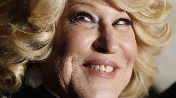 Bette Midler warns that President Trump's jealousy of Barack Obama will end up killing us all