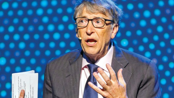 "A ""We the People"" petition to investigate Bill Gates for ""crimes against humanity"" and ""medical malpractice"" has amassed a staggering 289,000 signatures, almost tripling the number required to get a response from the White House."