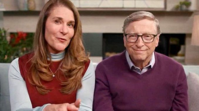 Bill and Melinda Gates admit they stored survival food in their basement years ago in case of a pandemic