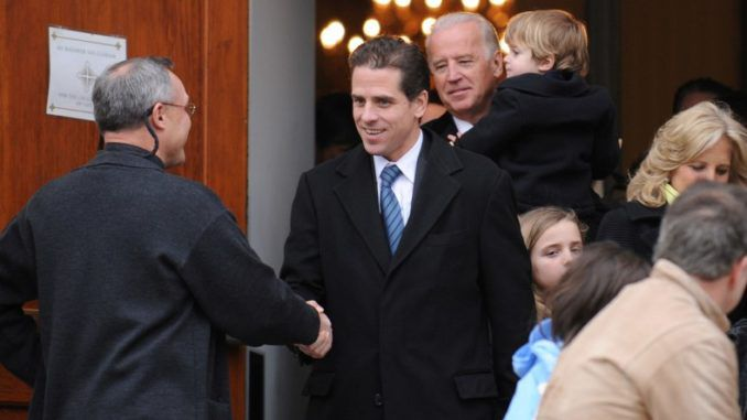 Hunter Biden is still working for the same Chinese firm he promised to quit last year