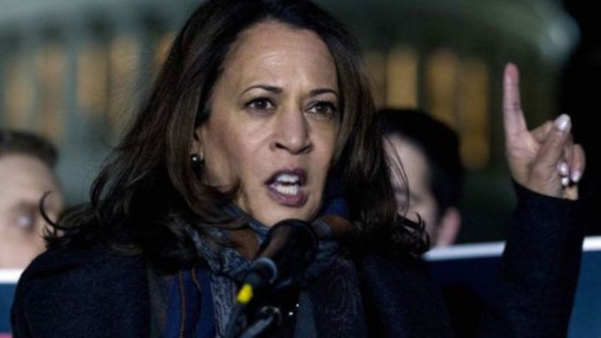 Kamala Harris says President Trump is responsible for coronavirus body bags