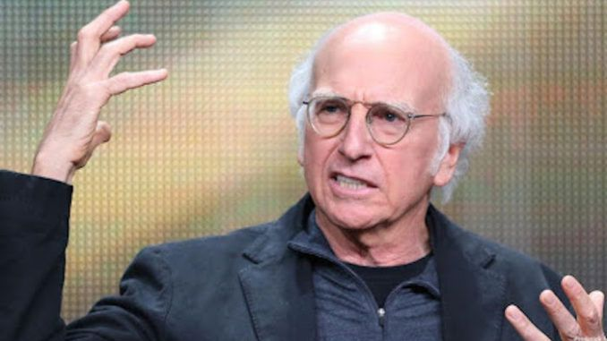 """The worst dictators in history"" all had at least one ""decent quality"" about them, unlike President Donald Trump, according to Larry David who told the New York Times ""The man has not one redeeming quality."""