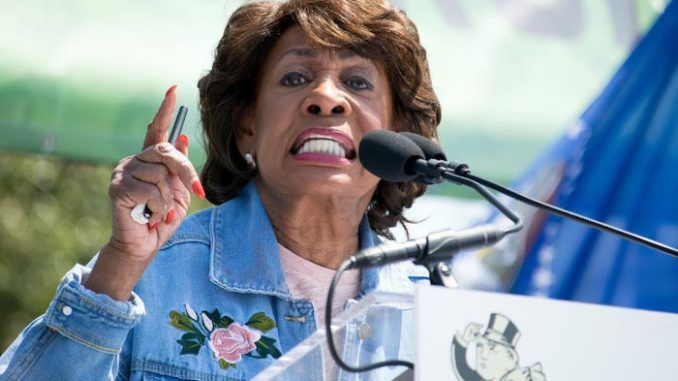 Maxine Waters demands President Trump pray for forgiveness over his coronavirus response