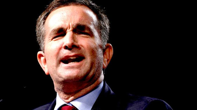 Virginia's Democrat Gov. Ralph Northam announces extreme abortion bill over easter weekend