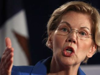 """Sen. Elizabeth Warren (D-MA) has joined Democrat Party calls for relaxed voting measures to be introduced for the November elections, including scrapping the current requirement for voter ID and allowing certain voters to make a """"sworn statement"""" about their identity instead."""