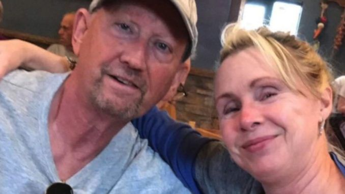 The Mesa City Police Department's homicide division is investigating the death of Gary Lenius, whose wife served him fish tank cleaner.