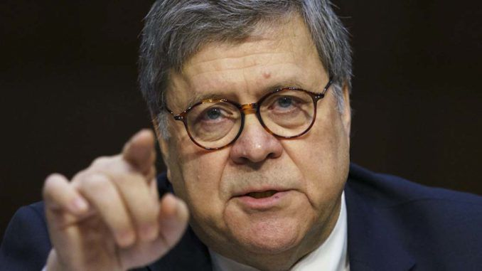 AG William Barr slams Antifa over race riots and warns federal prosecutions are coming