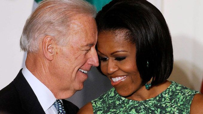 The nightmare scenario of another Obama in the White House is one step closer to reality as a new push by left-wing activists to draft former First Lady Michelle Obama as Joe Biden's running mate begins gaining momentum on the left.