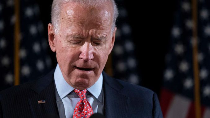 Sexual Misconduct Allegations Against Joe Biden Extend To