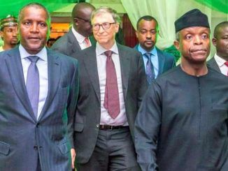 """Nigerian lawmakers have accused Bill Gates of attempting to bribe them for the """"speedy passage"""" of a controversial new bill that will make vaccinations compulsory."""