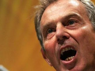 """Western governments need to recognize China's new """"dominant position,"""" according to former British Prime Minister Tony Blair, who also announced the arrival of what he called the """"new world order."""""""