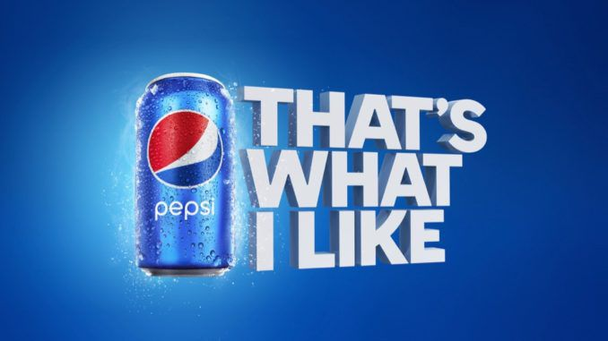 Social media users have slammed a Pepsi sponsored banner promoting a COVID-19 testing site at a Walmart store in Florida
