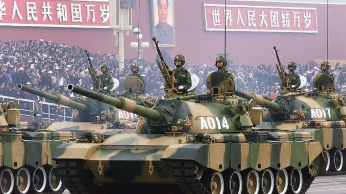 Chinese leaders told to prepare with a war with America amid coronavirus fallout