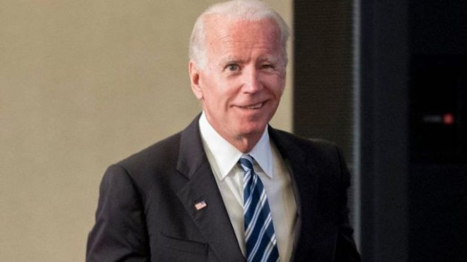 "Creepy Joe Biden just can't help himself. The presumptive Democrat presidential candidate has vowed to choose a woman as his running mate, and according to the New York Times, in private encounters before this campaign he has ""likened running-mate evaluation to deciding among calendar models."""