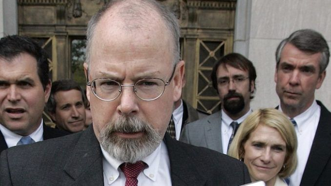 DOJ planning to bring criminal charges against Deep State traitors, John Durham sources claim