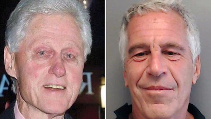 """Former US President Bill Clinton claims he never visited Jeffrey Epstein's infamous private island, but a former Epstein employee on the island has come forward to corroborate allegations that Clinton did visit """"Pedo Island"""" as a VIP guest."""