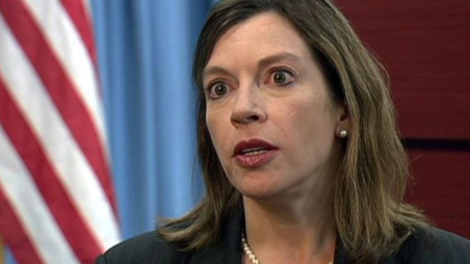 Declassified transcripts reveal Evelyn Farkas testified under oath that she lied during an MSNBC interview in March 2017.