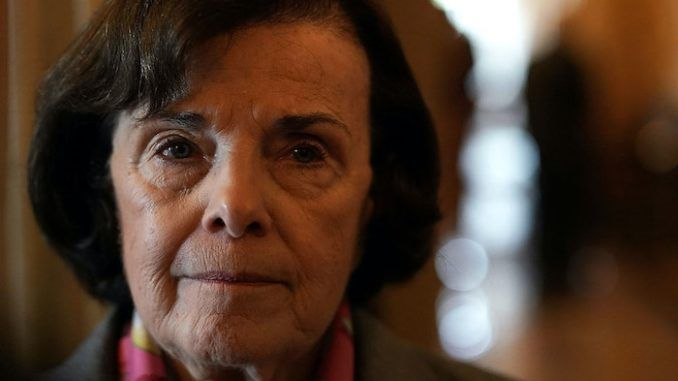 FBI requests Dianne Feinstein hand over documents relating to her husband's stock trades