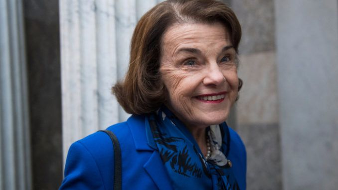 The Department of Justice (DOJ) on Tuesday dropped investigations into allegations that Sen. Dianne Feinstein (D-CA) and two of her Senate colleagues engaged in insider trading before the coronavirus stock market turmoil.