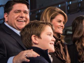 Democrat Gov. J. B. Pritzker told Illinois residents to cancel non-essential travel and stay-at-home to observe strict lockdown rules, but it seems those rules don't apply to his own family.