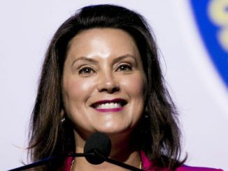 Democrat Gov. Gretchen Whitmer told Michigan residents to cancel non-essential travel and stay-at-home to observe strict lockdown rules, but it seems those rules don't apply to her own family.