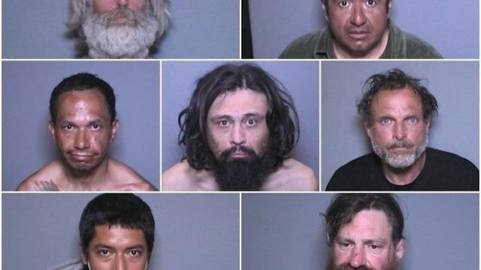 Six high risk sex offenders in California rearrested after being freed from jail because of coronavirus