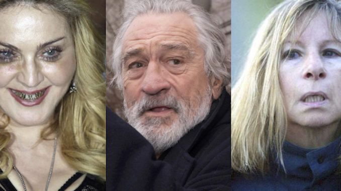"Hollywood celebrities including Madonna, Robert de Niro, Barbra Streisand and Jane Fonda are among the names of 200 scientists and entertainers calling for ""radical change"" in the world rather than ""a return to normal"" after the coronavirus lockdowns."