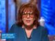 Joy Behar vows not to leave her house until Trump is out of office