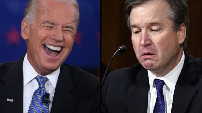 New study exposes 100 Hollywood celebrities who accused Brett Kavanaugh of rape while remaining silent on Joe Biden accusations