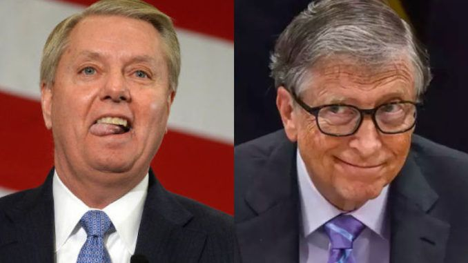 "The World Health Organization (WHO) needs new leadership and billionaire philanthropist Bill Gates is the man for the job, at least according to Sen. Lindsay Graham, who says he has ""great respect"" for Gates and his work."